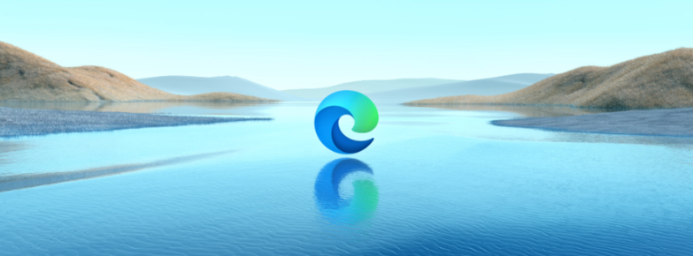 一款基于chrome内核的Microsoft Edge浏览器